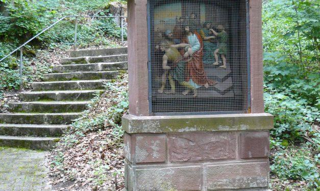 Kreuzweg zur Bergkirche
