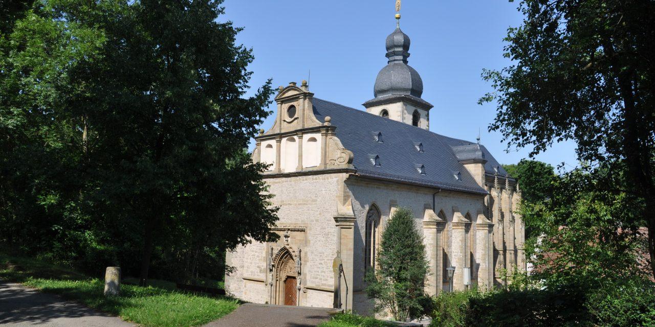 Wallfahrtsfest mit Bischof Dr. Fürst – Bischof Dr. Gebhard Fürst kommt nach Laudenbach