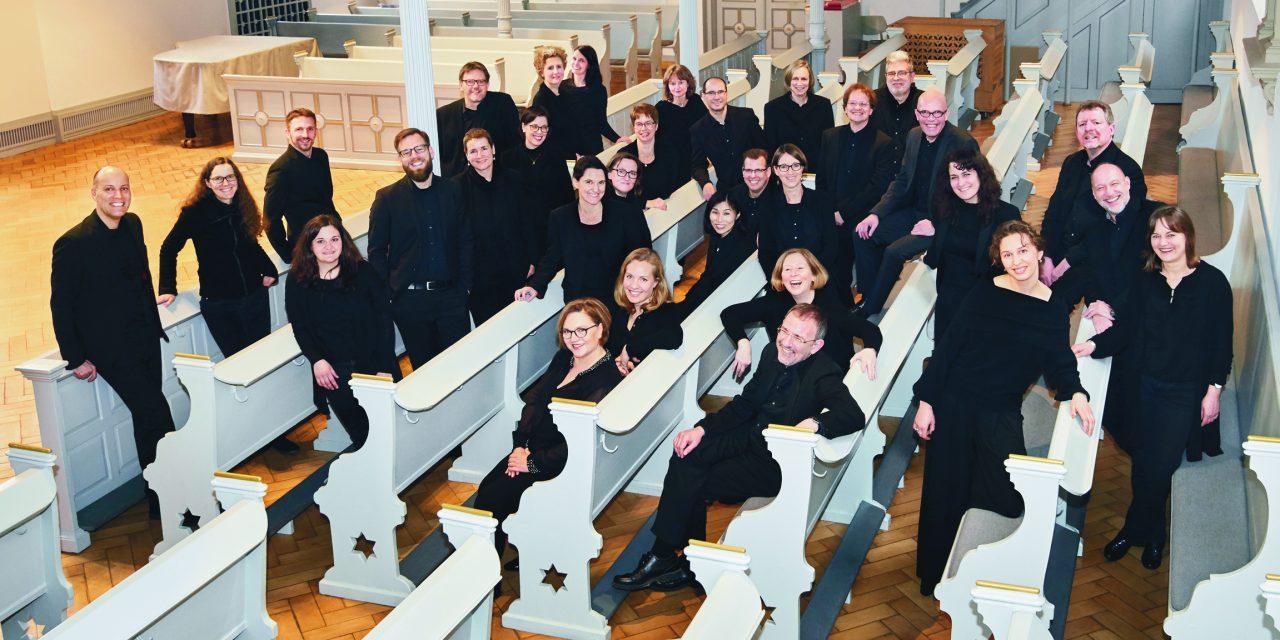 Großes Chorkonzert in der Laudenbacher Bergkirche – Bachverein Düsseldorf singt am 4. Oktober um 19:30 Uhr