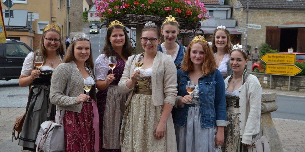 Herbst- und Weinfest Laudenbach September 2019