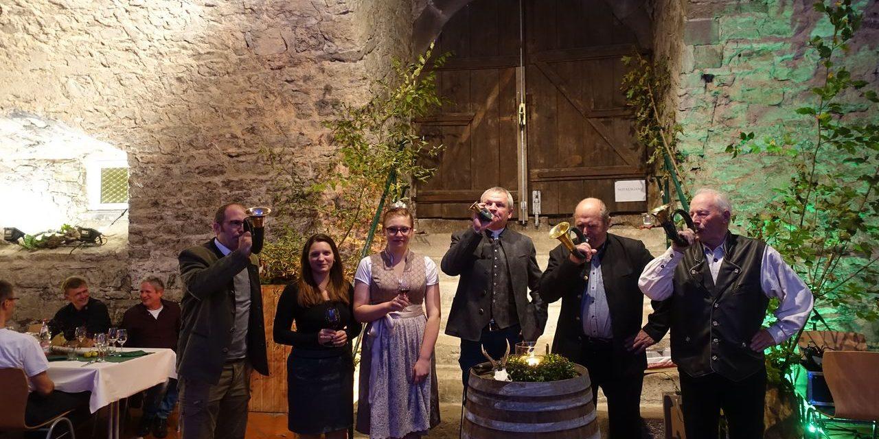 """Veranstaltung """"Wild & Wein"""" im Julius Echter Keller in Laudenbach"""