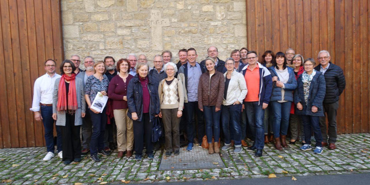 Workshop der Zukunftswerkstatt Laudenbach 2020