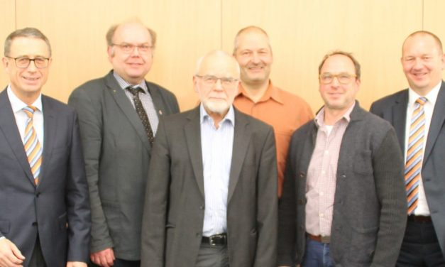 Volksbank Vorbach-Tauber eG übergibt Spendengelder auch nach Laudenbach
