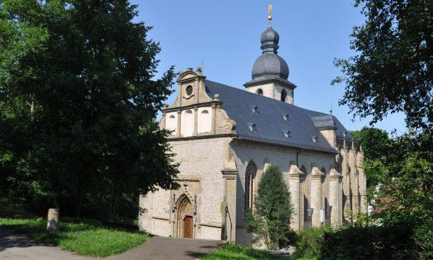 "Absage der Wallfahrt ""Zur Schmerzensmutter"" in der Laudenbacher Bergkirche"