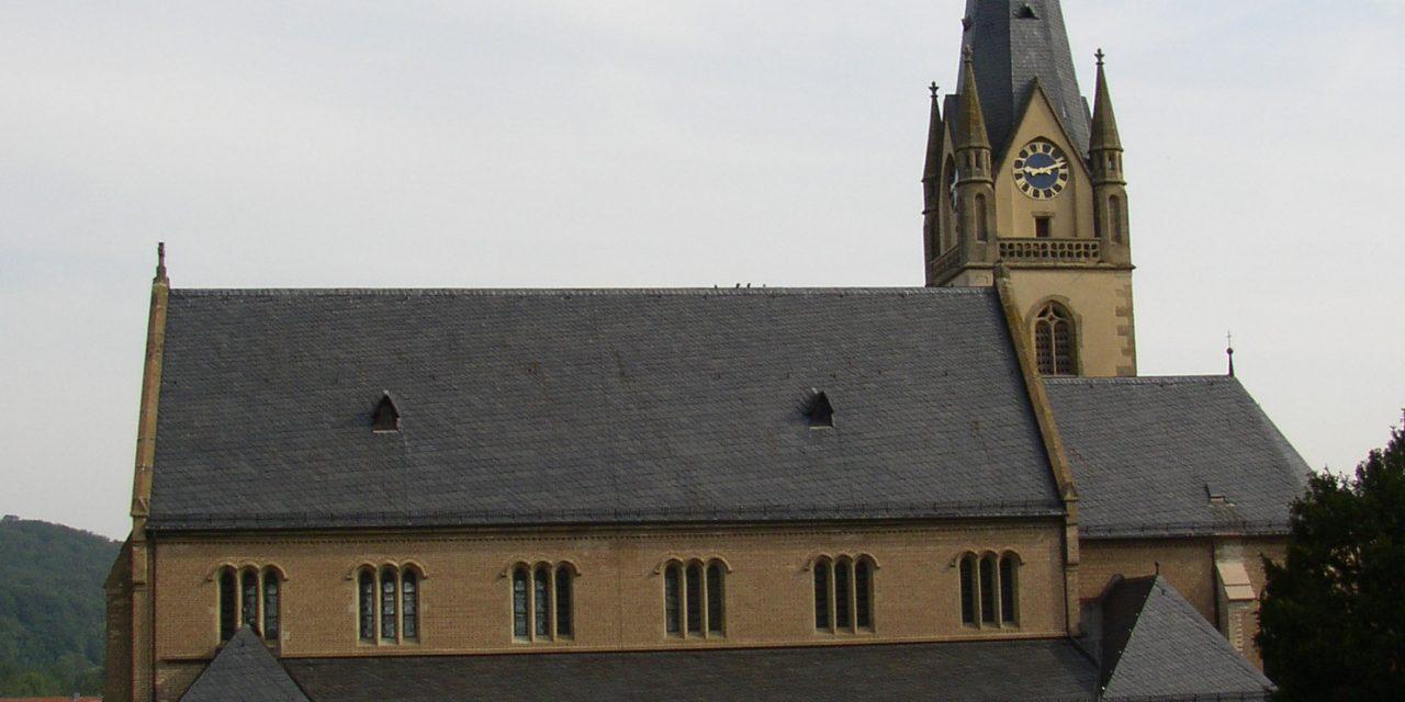 Absage der Wallfahrten in die Laudenbacher Bergkirche – Wallfahrtsfest an Mariä Geburt in die Pfarrkirche verlegt