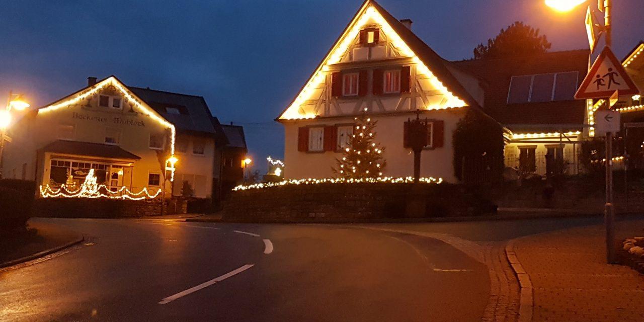 Sternenzauber in Laudenbach