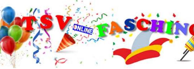 TSV-Online-Fasching 2021