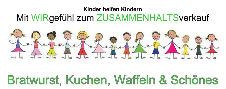 """Spendenveranstaltung """"Kinder helfen Kindern"""""""