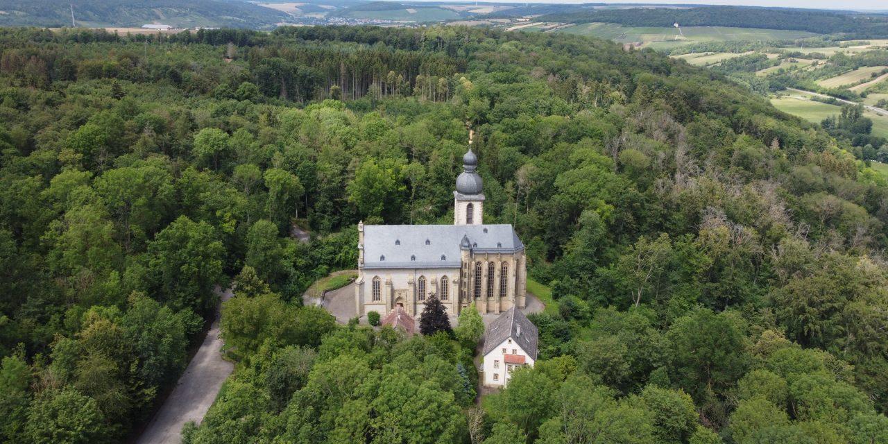 Bergkirche Laudenbach – 12. September 2021, 19 Uhr – Konzert zur Wallfahrtszeit